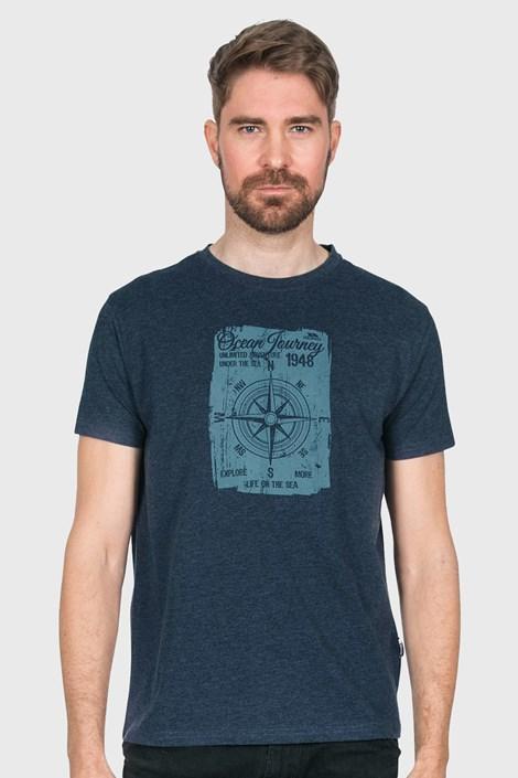 Trespass Pánské tričko Course modrá XXL