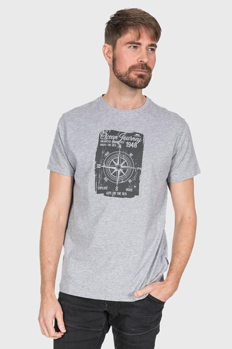 Course férfi póló