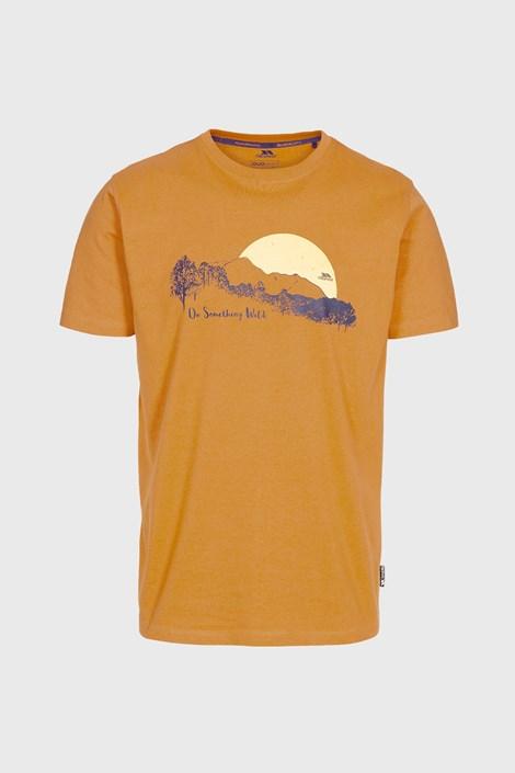 Trespass Funkční tričko Bredonton žlutá S