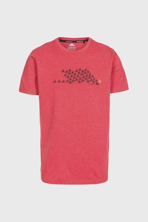 Trespass Funkční tričko Borlie červená XL