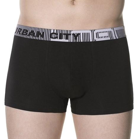 Lama Pánské boxerky LAMA Design 845SZ černá L