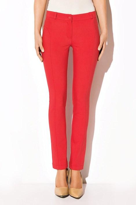Luxusní kalhoty Madison Red