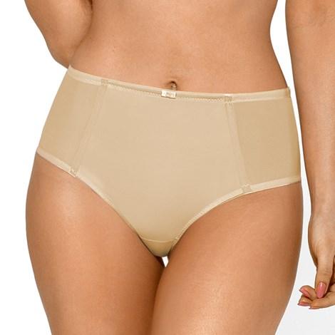 Nipplex Kalhotky Maia vyšší stahovací béžová M