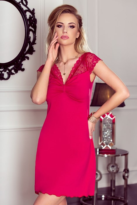 Eldar Luxusní košilka Malena fuchsie XL