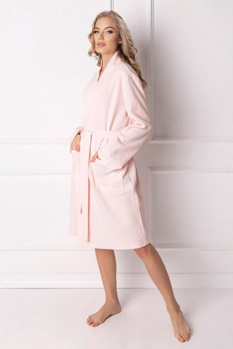 Aruelle Dámský župan Marshmallow růžová XL