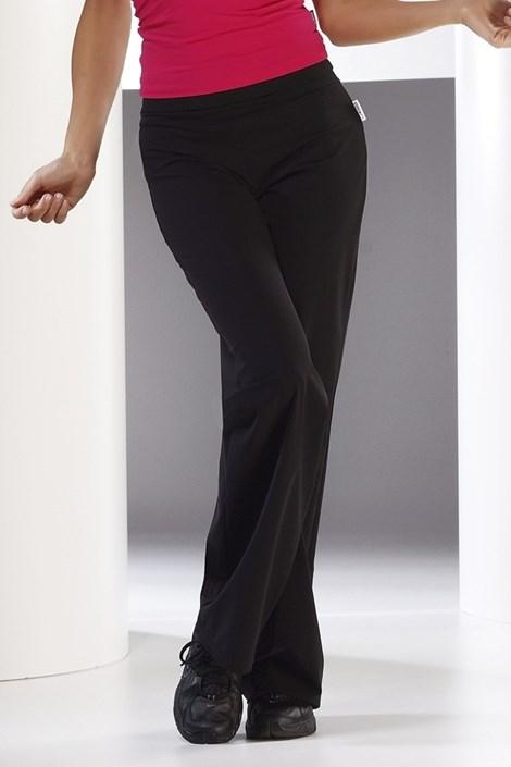 MrsFitness Dámské sportovní kalhoty WINNER Martyna černá S/176