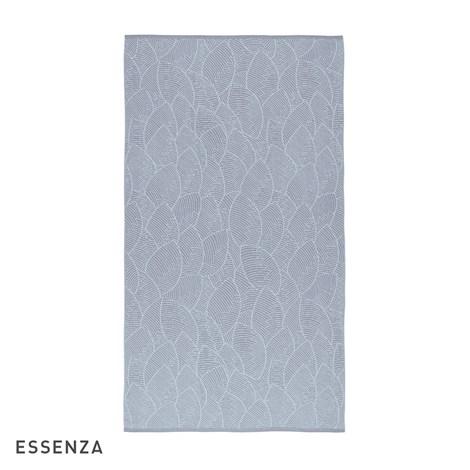 Essenza Home Osuška Essenza Maureen šedomodrá modra 100x180