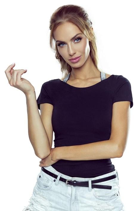 Eldar Dámské triko Meg černá XL