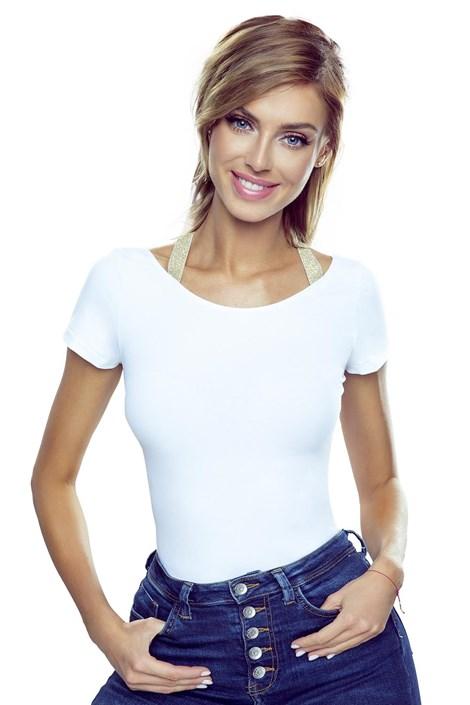 Eldar Dámské triko Meg bílá XL