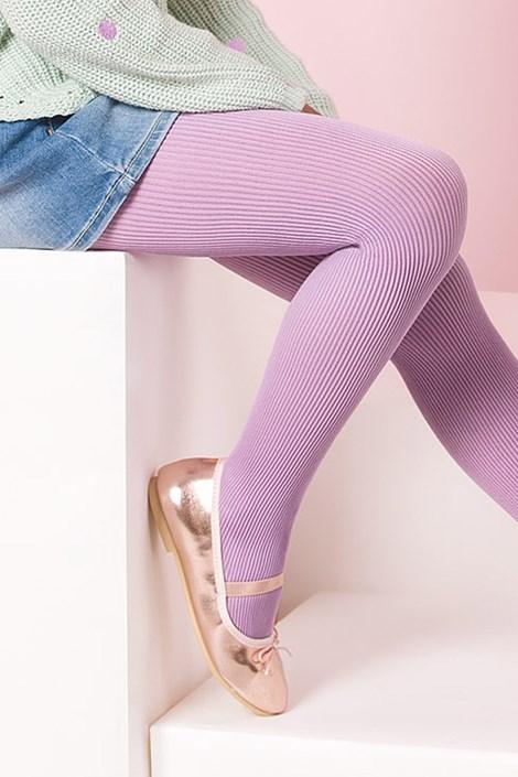 Gabriella Dívčí punčochové kalhoty Mela pastel 140-146