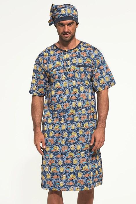 Cornette Pyžamová košile Bear barevná L