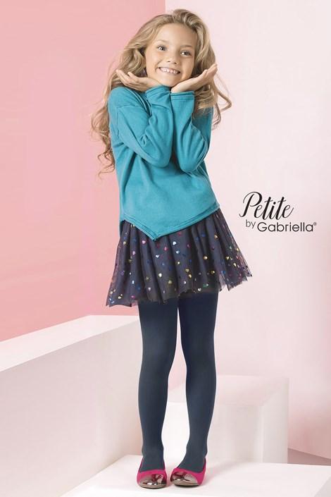 Gabriella Dívčí punčochové kalhoty Ella coral 150-158