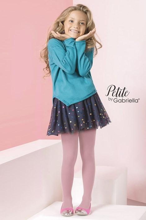 Gabriella Dívčí punčochové kalhoty Ella pastel 140-146