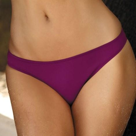 Etna Spodní díl plavek Scarlet fialová 40