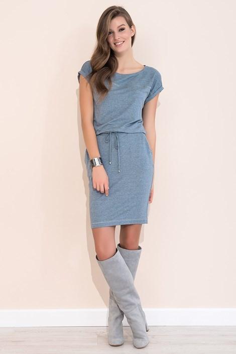 Dámské pohodlné šaty Naos Grey