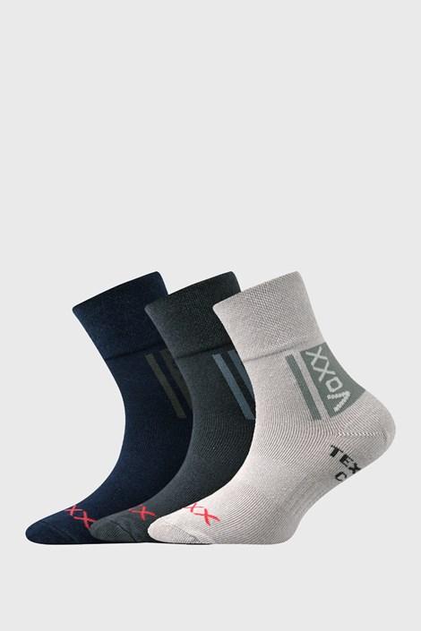 3 PACK chlapeckých ponožek VOXX Optifanik