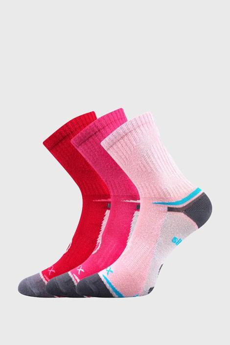 3 PACK dívčích ponožek Optifanik