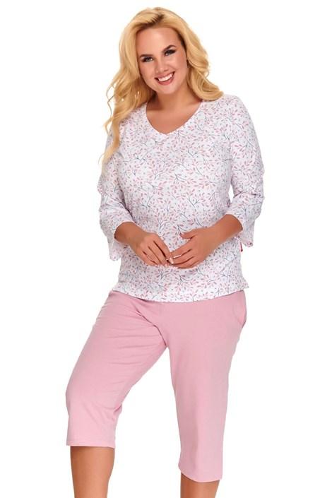 Doctor Nap Dámské pyžamo Veronica růžová L
