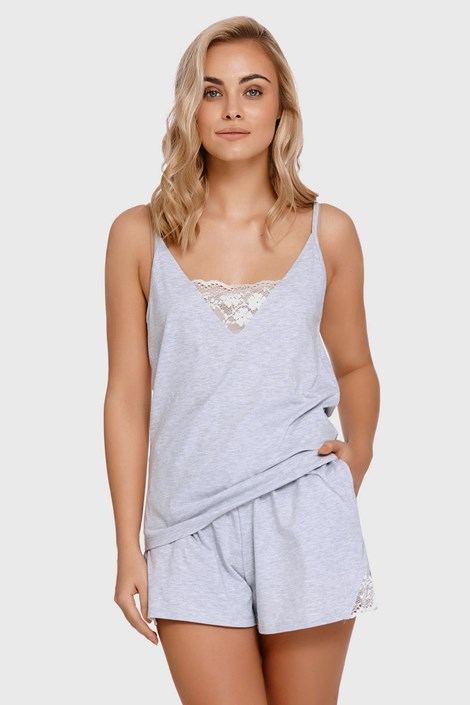 Dámské bavlněné pyžamo Sarai