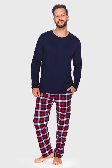 Pijama Milton, albastru