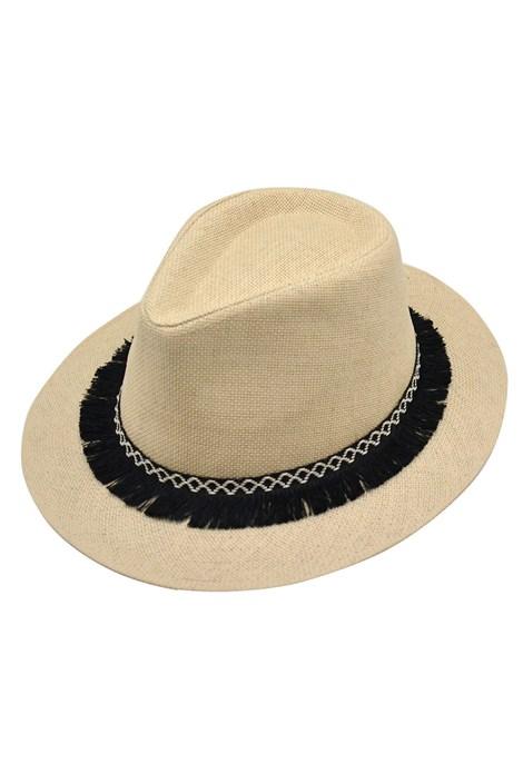 Dámský klobouk Panama