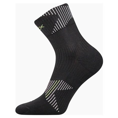 VOXX Sportovní ponožky Patriot mix B černá 43-46