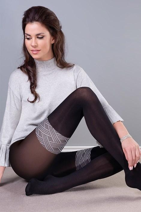 Gabriella Punčochové kalhoty Paula černá 4