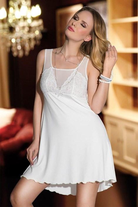 Eldar Luxusní košilka Pearl ecru XL