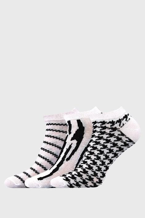 3 PACK dámských ponožek Piki 34