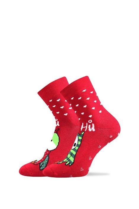 Boma 3 pack hřejivých ponožek Sova barevna 39-42