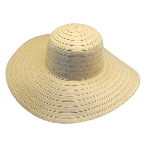Mora Mora Dámský klobouk Puerto Rico béžová uni