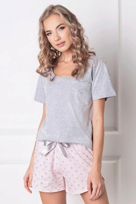 Dámské pyžamo Queen krátké