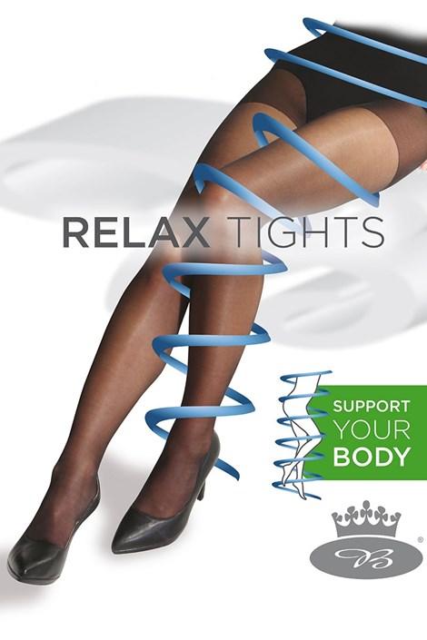 Boma Dámské podpůrné punčochové kalhoty Relax béžová L