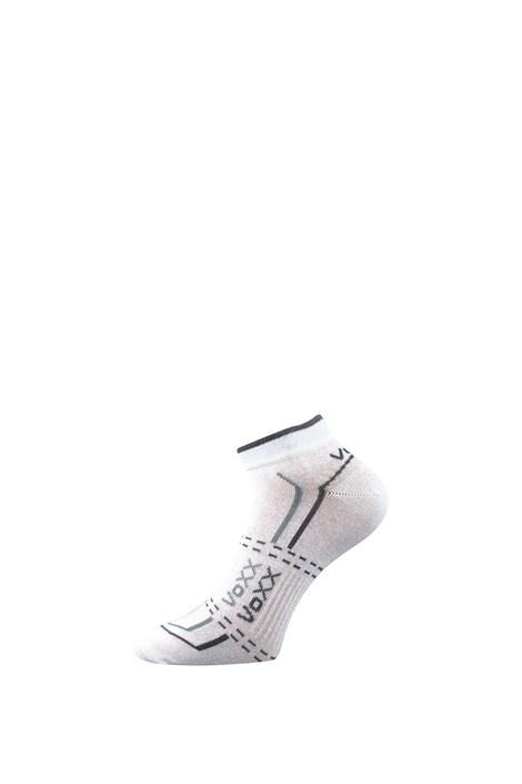 VOXX Sportovní ponožky Rex 11 bílá 35-38