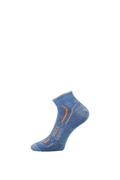 VOXX Sportovní ponožky Rex 11 jeans 43-46