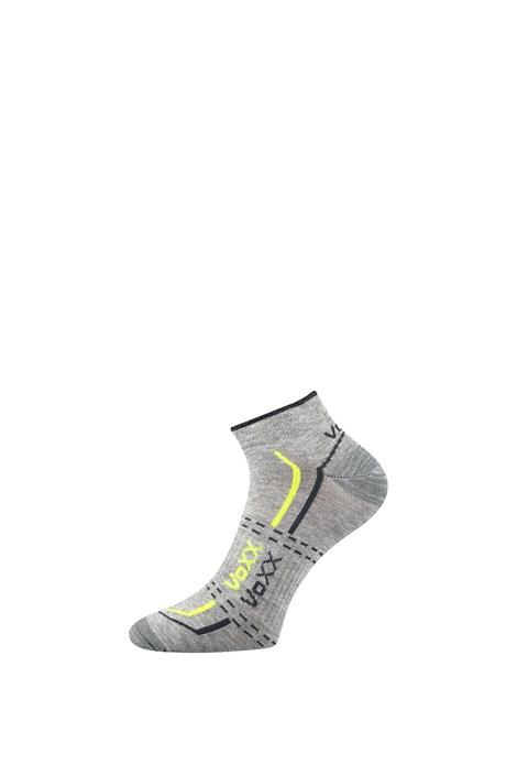 VOXX Sportovní ponožky Rex 11 světlešedá 35-38