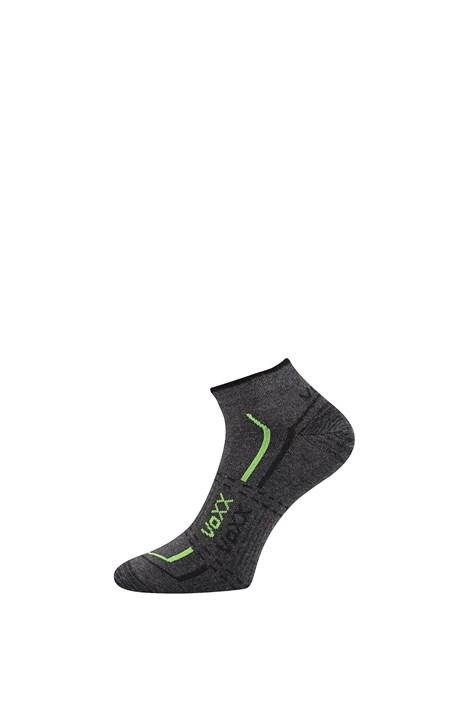 VOXX Sportovní ponožky Rex 11 tmavěšedá 35-38