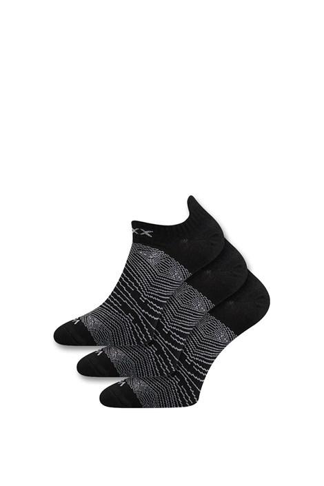3pack ponožek Rex černá