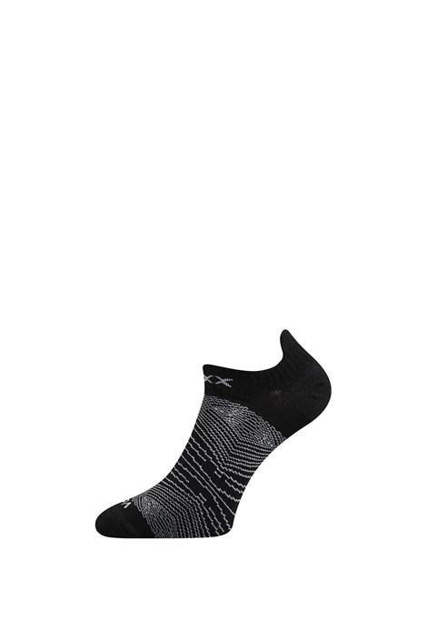 3 pack ponožek Rex černá