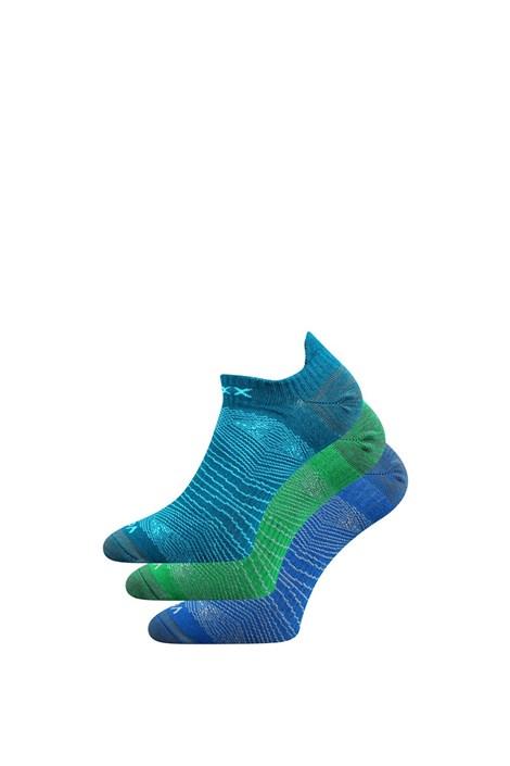 VOXX 3 pack ponožek Rex Mix C barevna 43-46