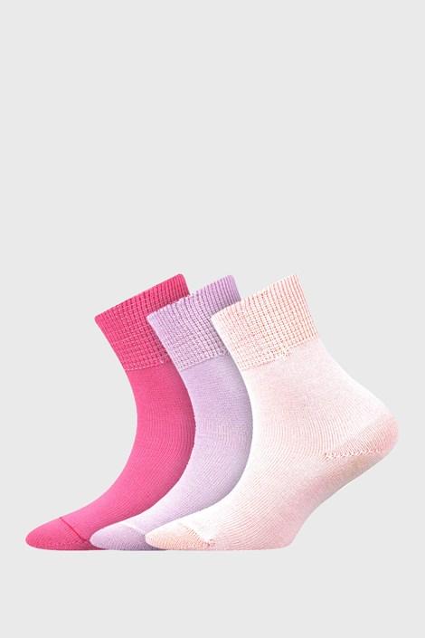 3 PACK dívčích ponožek Romsek