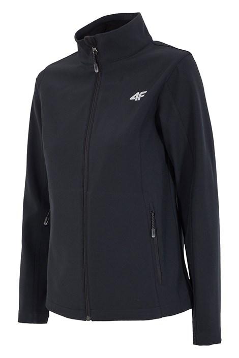 4F Dámská funkční softshellová bunda 4F Blackie černá XS