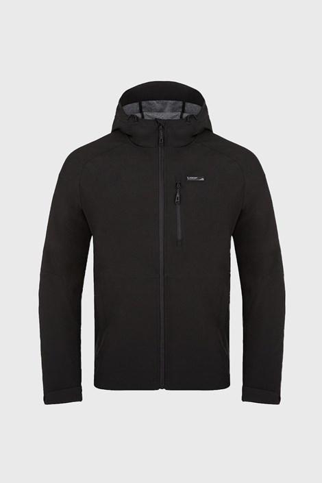 LOAP Pánská černá softshell bunda LOAP Lawer černá XL