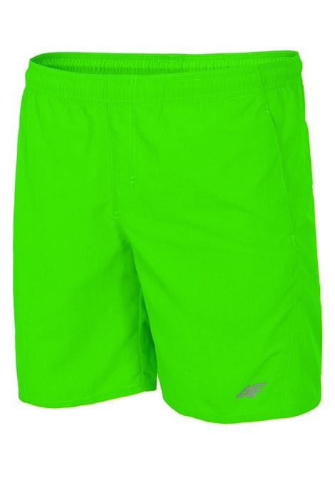 4F Pánské sportovní šortky 4f Green zelená L