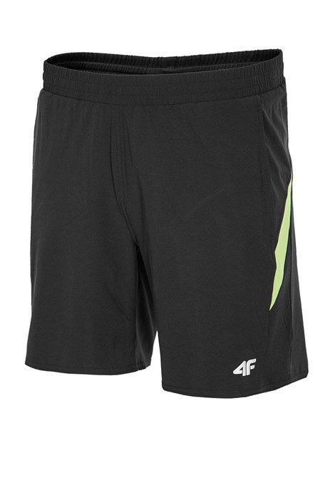 4F Pánské sportovní šortky 4f Blacky černá XXXL