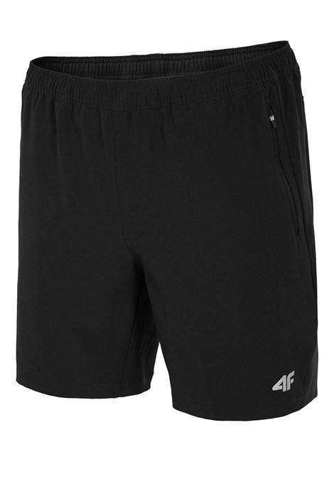 4F Pánské sportovní šortky 4f  Strech černá S