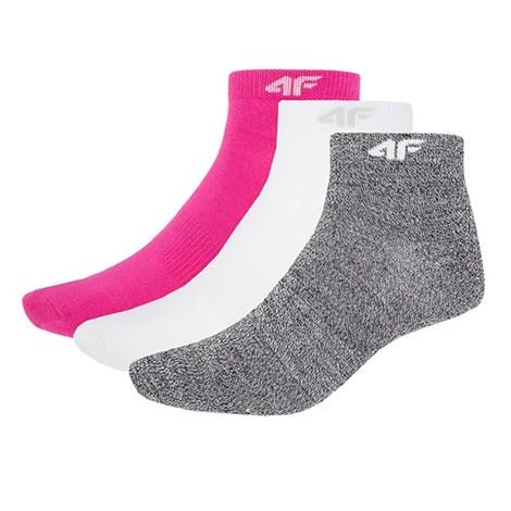 Dámské sportovní kotníčkové ponožky 4f
