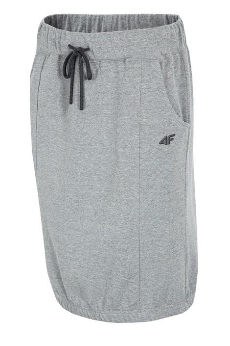 6ffea774a20f Dámská sportovní sukně 4f Melange. ‹ ›
