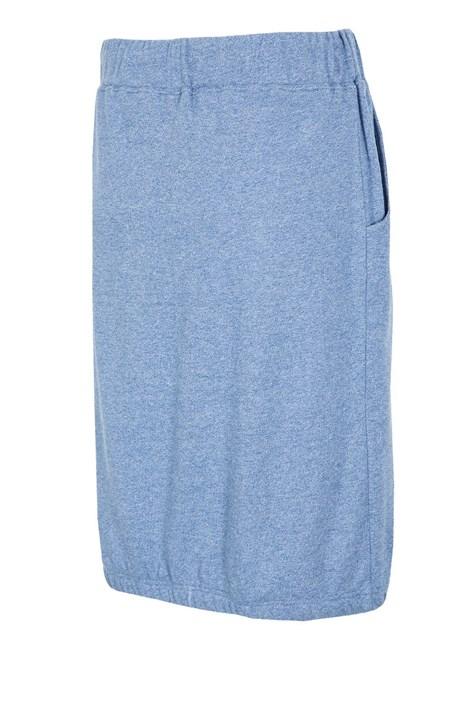 Dámská sportovní sukně 4f Blue melange  ca252dd376