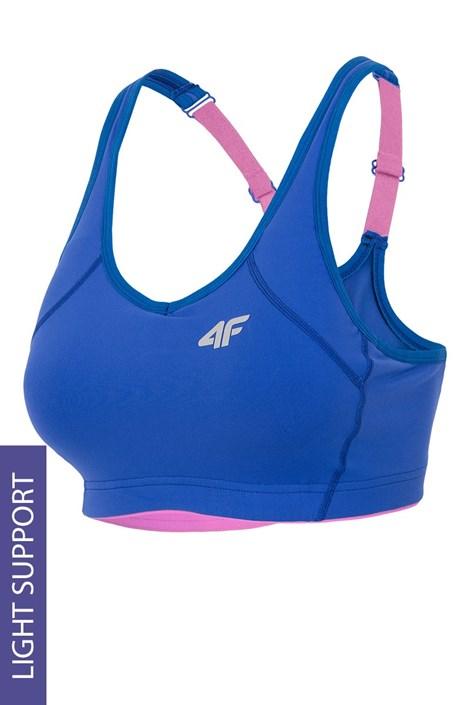 Sportovní podprsenka 4f Blue